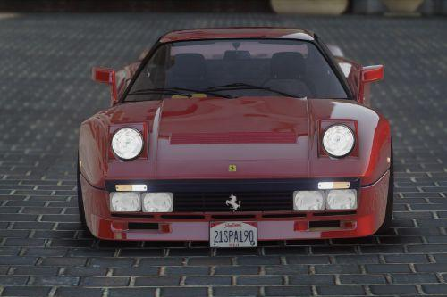 1984 Ferrari 288 GTO [Add-On | LODs]