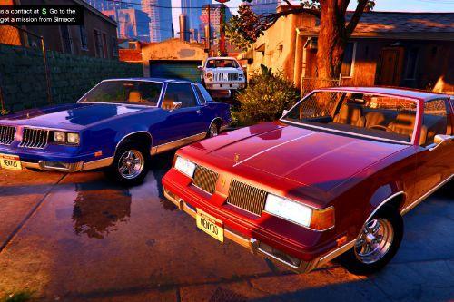 1984 Oldsmobile Cutlass UNLOCKED