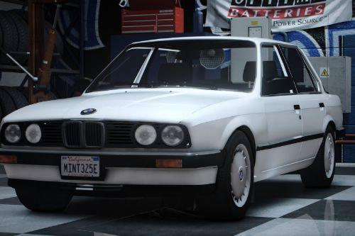 1986 BMW 325e (E30/PFL) [Add-On / Replace | Tuning | Extras]