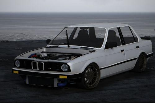 1986 BMW 327 Turbo (E30/PFL)[Add-On | Tuning | Extras]