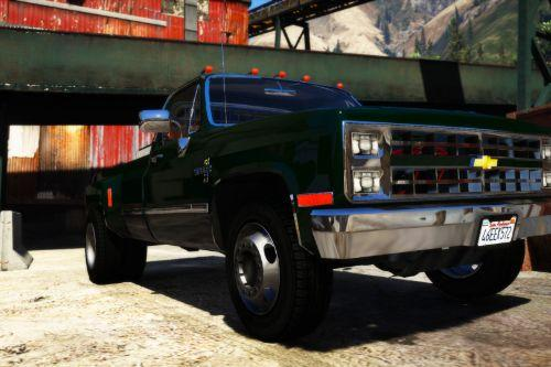 1986 Chevrolet K30 Dually Single Cab [Replace | FiveM] |
