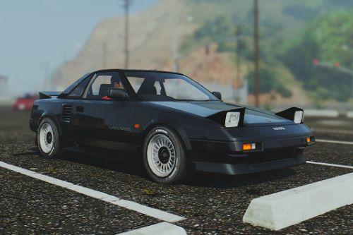 1986 Toyota MR2 AW11 [Replace]