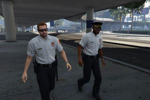 204e86 散步警察