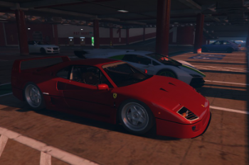 1987 Ferrari F40 [Add-On]