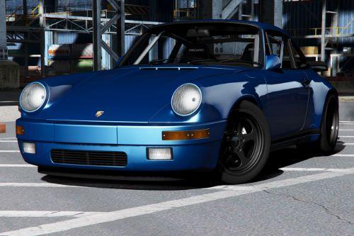 1987 Porsche 911 (930) - (Ruf CTR) [Add-On]