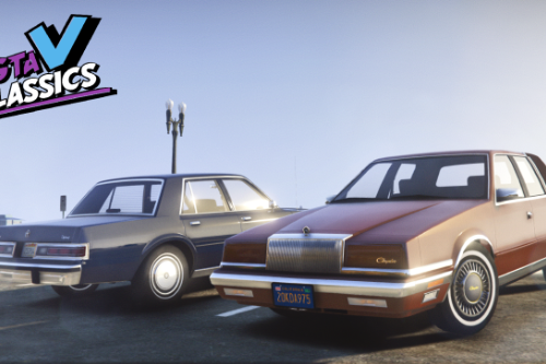 1988 Chrysler New Yorker [Add-On | LODs]