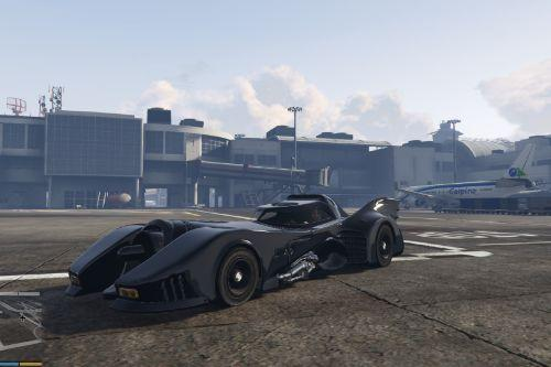 1989 Batmobile [Add-On]