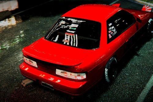 1989 Nissan 240SX S13 Onevia Dorisha