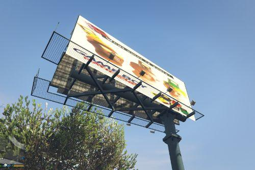 1990s Ads/Billboards (Downtown And Vinewood ONLY)