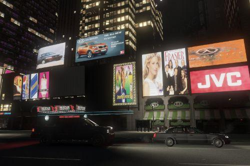 1990s Times Square/Star Junction