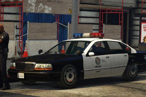 1991 Declasse Premier - LSPD [Add-On/Replace]