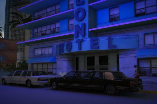 1991 Lincoln Town Car Pack [Add-On]