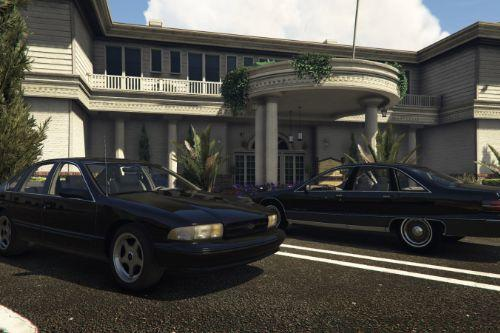 Chevrolet Caprice/Impala 4th Gen Pack [Add-On / Replace | LODS]