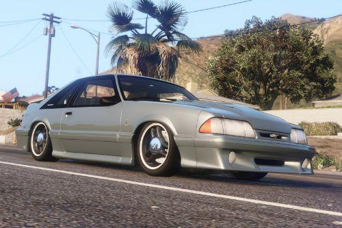 1993 Ford SVT Cobra R [Add-On | Tuning]
