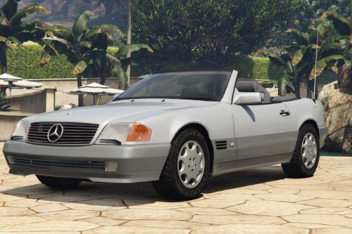 1993 Mercedes-Benz 600 SL (R129/PFL) [Add-On / Replace | Extras | Tuning]