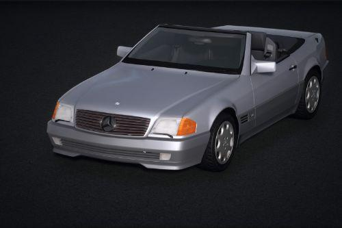 1993 Mercedes-Benz 600 SL (R129) [Add-On / Replace | Extras | Tuning]