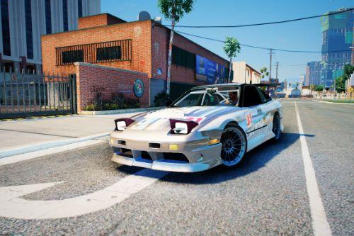 1994 Nissan 240SX SE Fastback [Add-On | Tuning | Template]