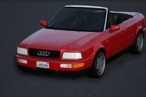 1995 Audi Cabriolet (B4) [Add-On / Replace | Extras | Tuning]