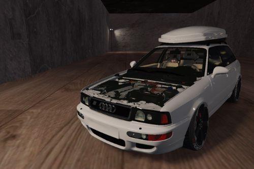 1995 Audi RS2 Komori Edition [Add-On/Replace]