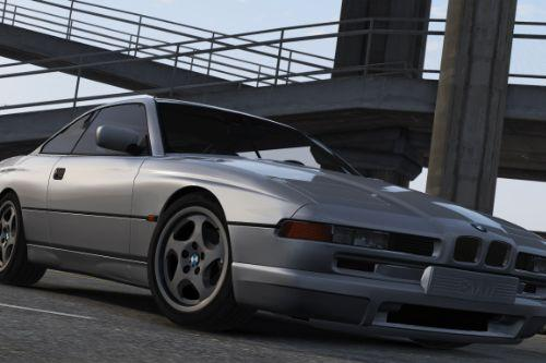 1995 BMW 850CSi [Add-On | Tuning | Template]