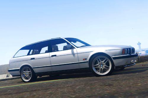 1995 BMW E34 M5 Touring [Add-On / Replace]
