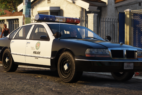 (OUTDATED) 1995 Declasse Premier - LSPD [Add-on | Replace]