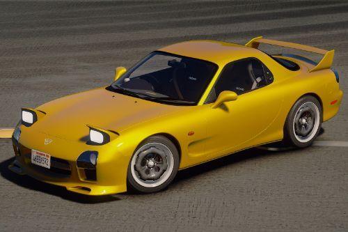 1995 Mazda ɛ̃fini RX-7 Type R (FD3S) A-Spec [Add-On | RHD]