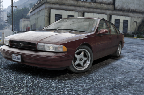 1996 Chevrolet Impala SS [Add-On | Tuning | Unlocked]