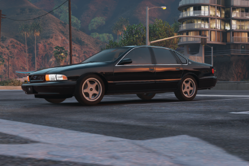 Chevrolet Impala SS '96 [Add-On / Replace | Wipers]