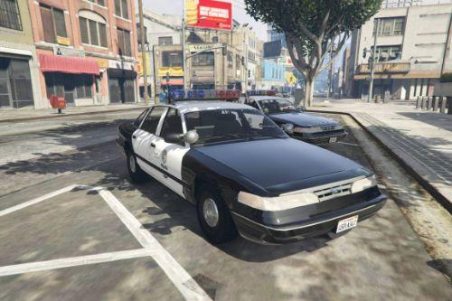 1996 Ford Crown Victoria LSPD [Add-On / Replace]