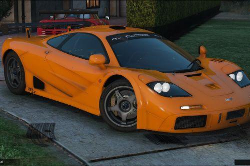1996 McLaren F1 GTR [Add-On | Tuning | Liveries]