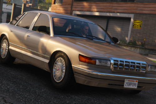 1996 Vapid Stanier [Add-On | Replace | Mapped]