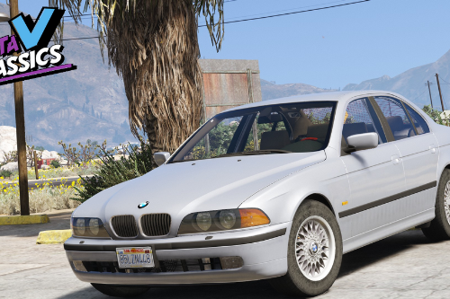 1997-2001 BMW 5 Series 535 I / 530 D E39 US-Spec [Add-On | Extras | LODs]