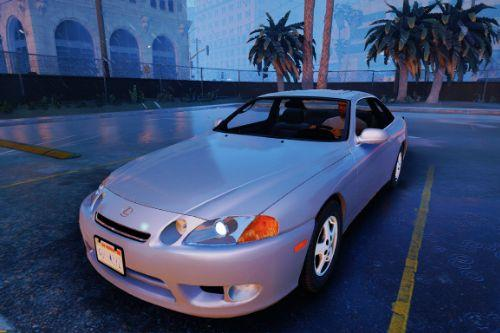 1997 Lexus SC300 [Add-On | Tuning | Template]