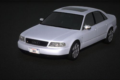 1998 Audi S8 (D2) [Add-On / Replace | Extras | Tuning]