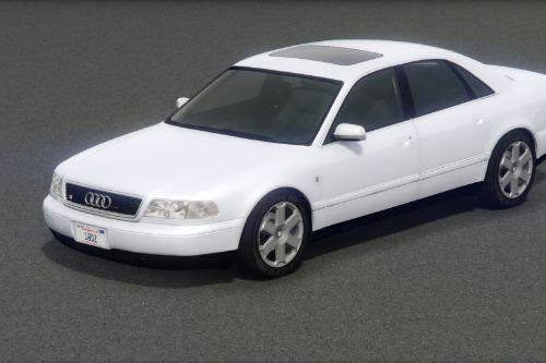 1998 Audi S8 (D2/PFL) [Add-On / Replace / Tuning / Extras]
