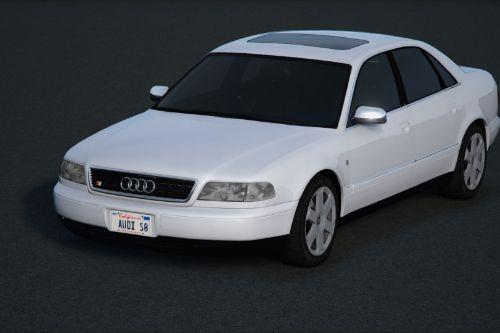 1998 Audi S8 (D2/PFL) [Add-On / Replace | Extras | Tuning]