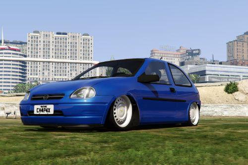 1998 Chevrolet Corsa MPFI Lowered + Sound