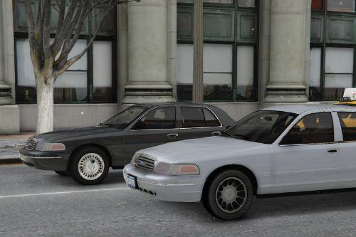 1998 Ford Crown Victoria Lx [Add-on | Unlocked]