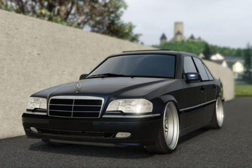 1998 Mercedes-Benz C200 Elegance (W202/FL) [Add-On / Replace | Extras | Tuning]
