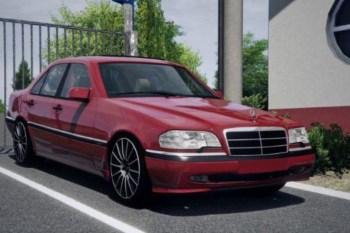 1998 Mercedes-Benz C 200 Elegance (W202/FL) [Add-On / Replace | Extras | Tuning]