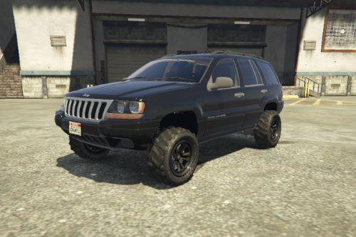 1999 Jeep Grand Cherokee Laredo (WJ) [Add-On] [Unlocked]