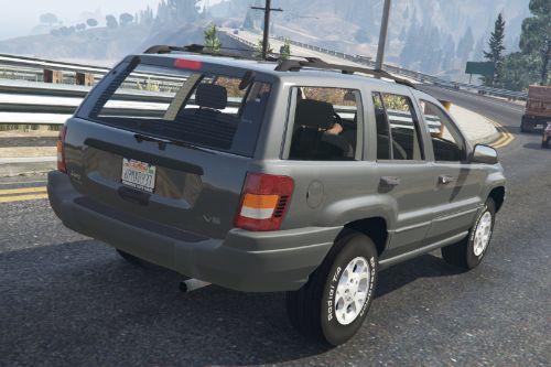 1999 Jeep Grand Cherokee (WJ) [Unlocked]