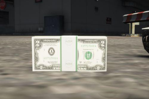 $2 Dollar Bills [Replace]