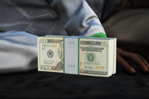 $20 Dollar Bills