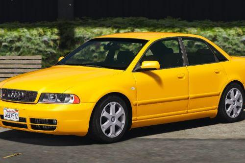 2000 Audi S4 [Add-on / Replace]