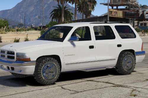 1998 Dodge Durango [FiveM | Replace]