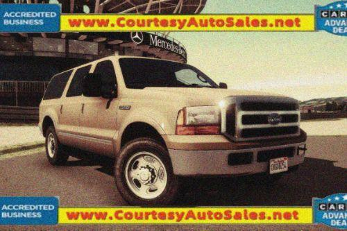 2000 Ford Excursion XLT (UW137) [Add-On | Template | Animated | Unlocked]