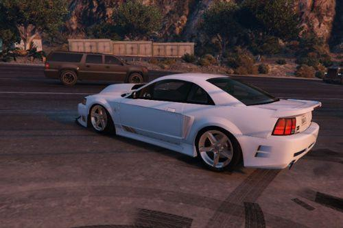 2000 Ford Mustang Saleen [Add-On | Tuning]
