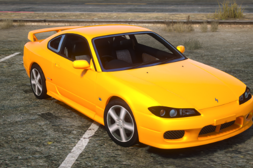 2000 Nissan Silvia S15 Spec R [Add-On | Tuning | Template]